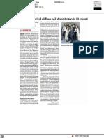 Piazze, il festival diffuso nel Montefeltro - Il Corriere Adriatico del 23 luglio 2021