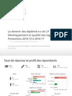 LP Développement et qualité des logiciels - INSIQ_111