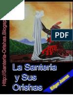 """Libro """"La Santeria y Sus Orishas"""" (actualizado)"""