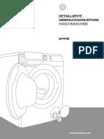 Waschvollautomat · WEI94CPS