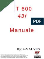manuale xt-600-43f1984