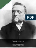 Edouard Barde Travail-et-repos
