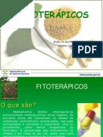 Fitoterápicos (ANVISA)