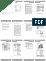Manual multi 16-70