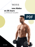 Programme Abdos en 30 Jours