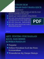 Model Manajemen Strategik PPT