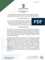 Pico y Placa Taxis 2021 Medellín