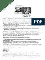 TD DE QUIMICA - PROFA BEATRIZ