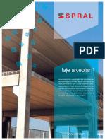 Catálogo Lajes Alveolares SPRAL