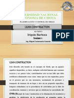 DIAPOS LEAN CONSTRUCTION