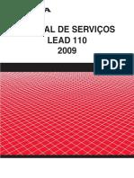 Manual de Servico Lead 110 2009