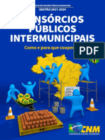 Consórcios Públicos Intermunicipais Como e Para Que Cooperar