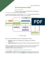 4-Comparez les différents documents du BIM