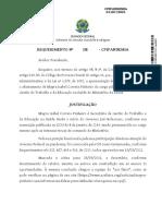 Requerimento n° 1167 - CPI da Pandemia