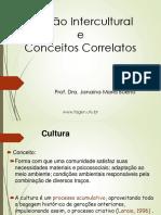 Introdução à Gestão Intercultural e conceitos correlatos