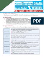 Clasificación-de-Textos-según-su-Contenido-para-Tercer-Grado-de-Secundaria