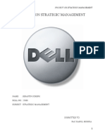 Dell Strategic Management