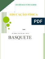 REGRAS DO BASQUETE