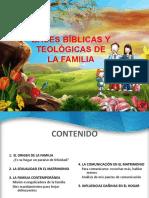 Bases Bi Blicas y Teolo Gicas de La Fami