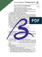 7. práctica - el texto y sus propiedades