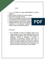 TALLER DE MENTE Y COGNICION