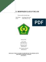 Epistimologi dalam Islam, Metode salam Mengkaji Ilmu Agama Islam