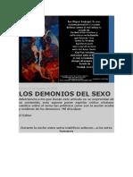 LOS DEMONIOS DEL SEXO