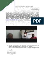 DECLARACION DE AVELINO