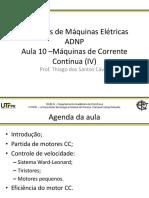 [ADNP] Aula 10 - Máquinas CC (IV)