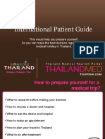 International Patient Guide
