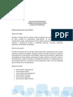 INFORMACIÓN GENERAL CARRERA COMUNICACIÓN SOCIAL