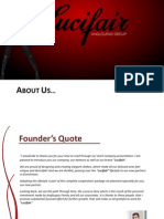 Lucifair Franchise Marketing
