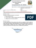 Examen Final -Irrigaciones-seccion A