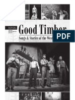 Good Timber 2011 Programme