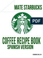 Libro de Recetas Starbucks