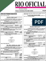 Diario Oficial 09-07-2021