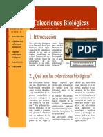 10. COLECCIONES BIOLOGICAS