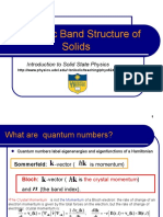 band_structure