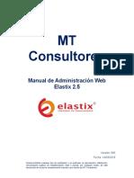 Elastix - Manual Del Usuario