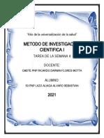 Tarea 4 Metodologia de La Investigación Cientifica