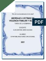 TAREA 2 ABORDAJE A VICTIMAS DE VIOLENCIA
