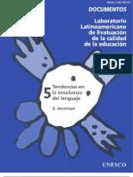 Tendencias en la enseñanza del lenguaje