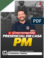 Prime - Constitucional - Cardoso - PM - Transmissão - A21m01d14