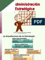 La Administración Estratégica