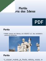 03 - Platão - Teoria das Ideias