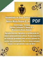 Apostila Ministério Infantil Original