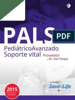 PALS Pediatric Advanced Life Support Provider Handbook 2016.en.es