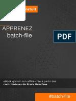 Batch File Fr