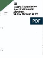 69 kV Specifications
