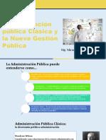 2. Gestión Pública y Marco Jurídico